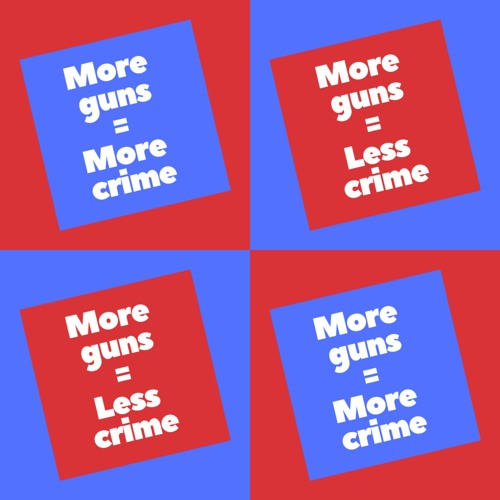 S3E12 / Gun Violence in America / More Guns = More or Less Crime?