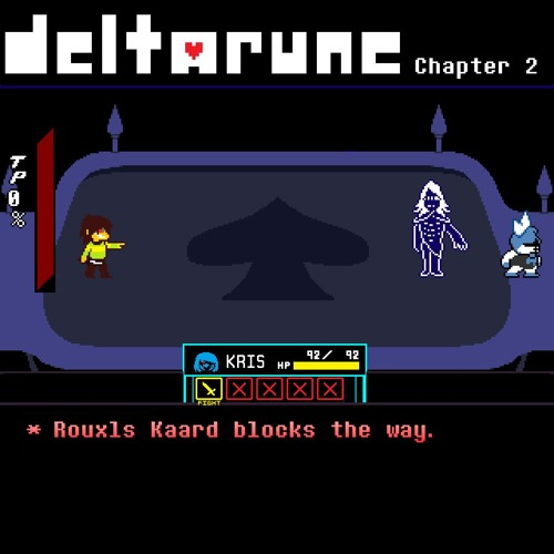 Deltarune - Chapter 2] Vs Kaard by Fazy | Free Listening on