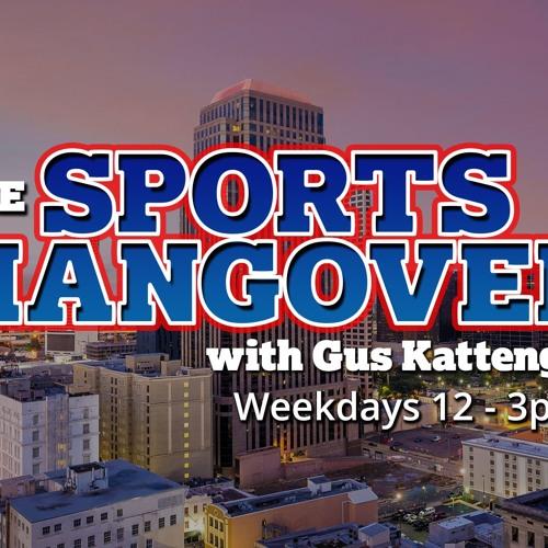 Sports Hangover w/Gus Kattengell (4/5/19) Hr 1 - Raphael Esparza, Jordan Da Intern