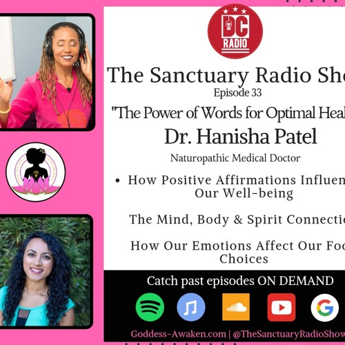 Episode 33: The Power of Words for Optimal Health