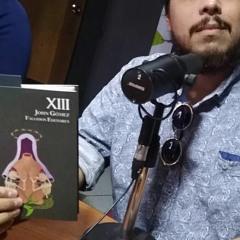 """John Gómez en """"La Cultural"""" 100.7 FM"""