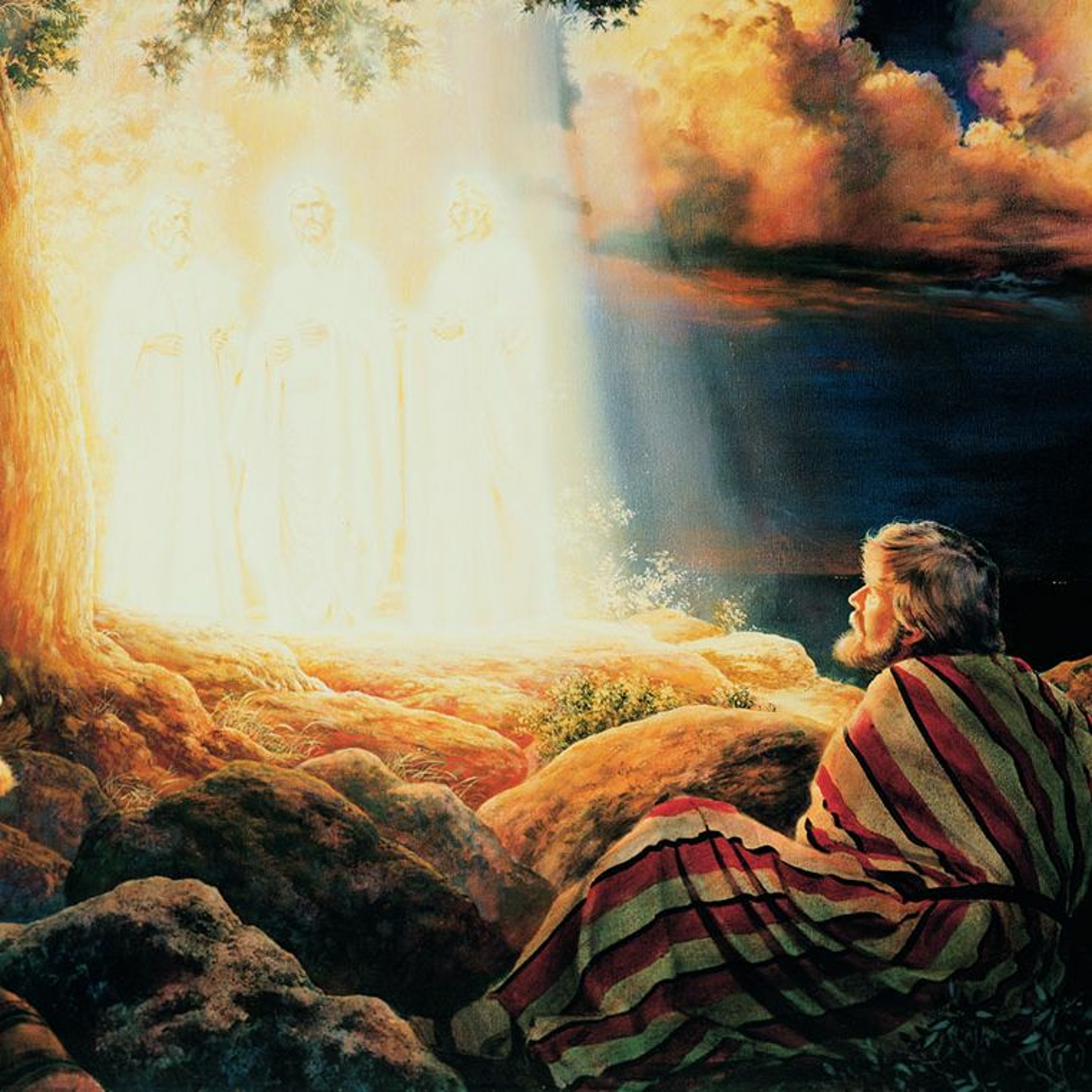How Was the Transfiguration of Jesus...