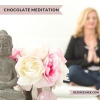 A Chocolate Meditation
