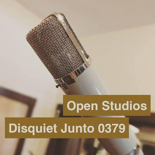 Disquiet Junto Project 0379: Open Studios