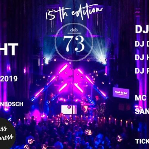 DJ JOSE Live Set @ Club 73, Den Bosch