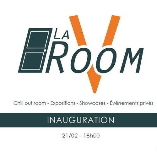 Inauguration de la V Room (Liège)