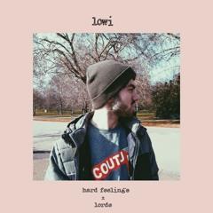hard feelings (cover) - lorde