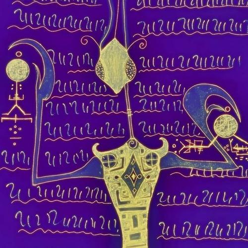 Insectoid Language Channeling Galactic Light Language Transmission ~ Tatiana Roumelioti