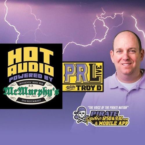 HOT AUDIO: Buffalo Bills WR Zay Jones, ECU Track & Field HC Kurt Craft, NASCAR's Bryan Clodfelter