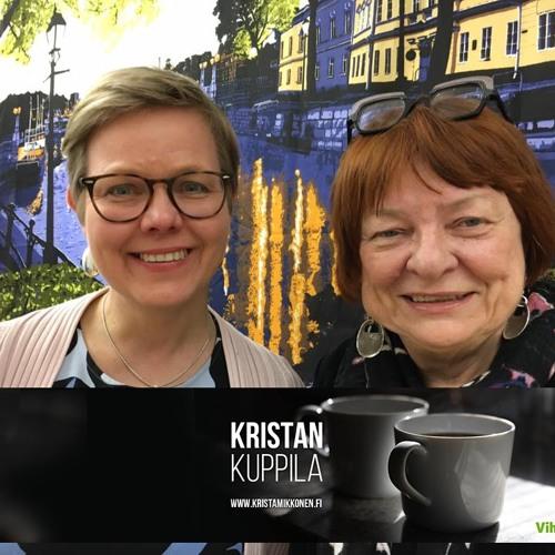 Kristan Kuppila, vieraana Tarja Cronberg - Rauha ja hyvinvointi