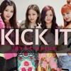 BLACKPINK - KICK IT (8D AUDIO)