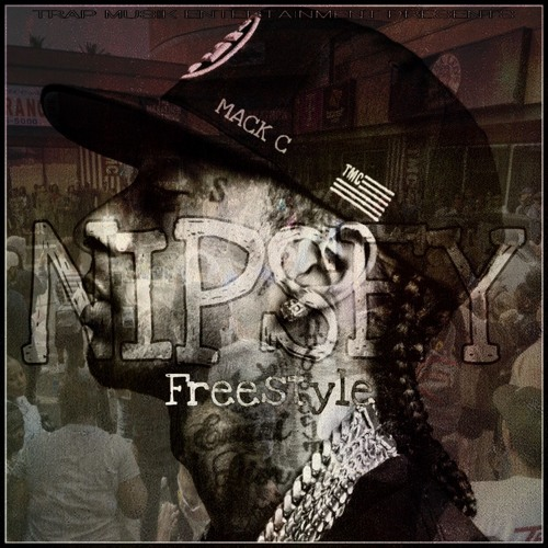 NIPSEY FREESTYLE FT LARRY HOOVER