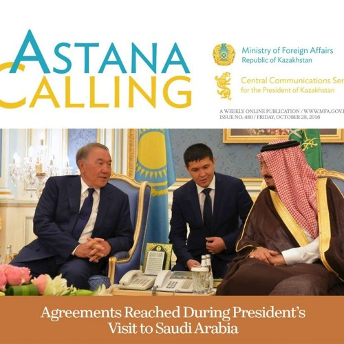 Kazakhstan: Testing a 21st century upgrade of faith-driven Saudi soft power