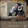 Turn Up The MUSIC April 2019 #MixTapeMonday Week 11