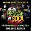 Download Reggae Vs Soca Explosion Promo Mix - DJ BoogyRank$$ & DJ Fresh Mp3