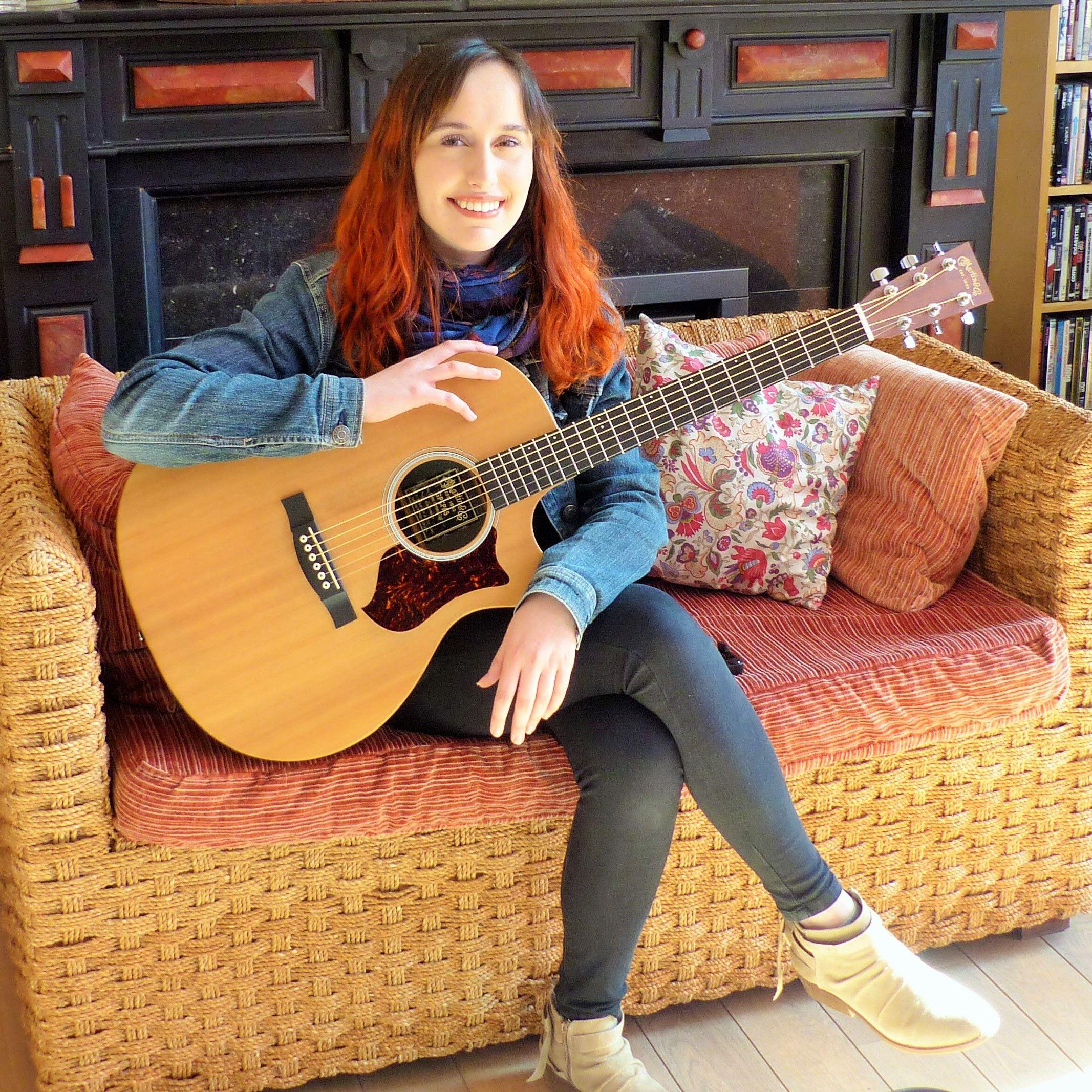 Emilie Landry,l'artiste Acadienne rêveuse, passionnée mais avec les pieds sur terre