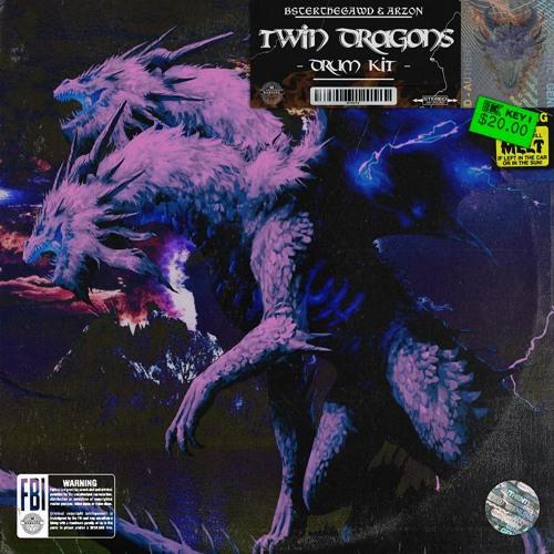 バハムート | Twin Dragons Drumkit | (link in desc.) | beat SOLD
