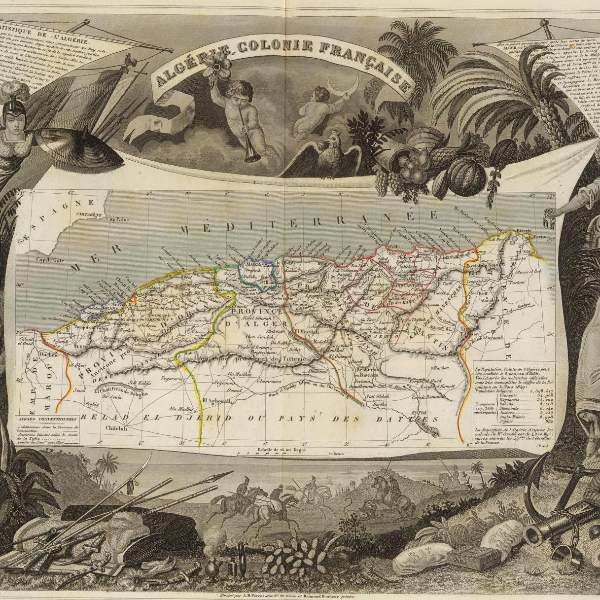 France & Algeria: Origins and Legacies   Jennifer Sessions