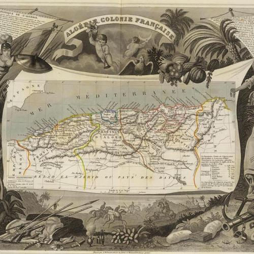 France & Algeria: Origins and Legacies | Jennifer Sessions
