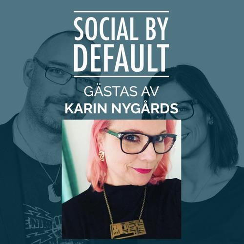 106. Vad är Internet? - Intervju med Karin Nygårds