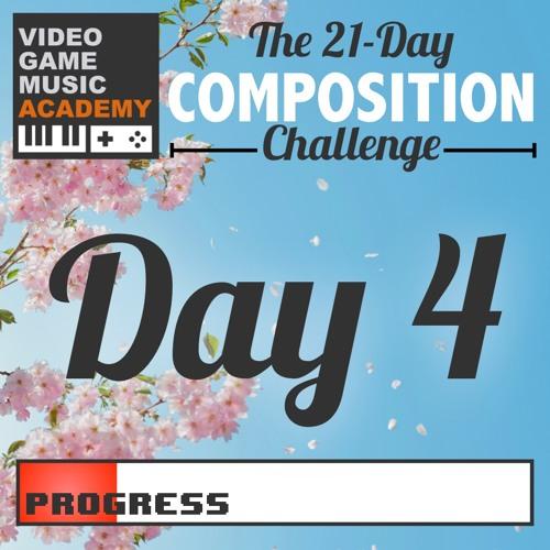 Day 4 - Creeping Upon (#21DaysofVGM)