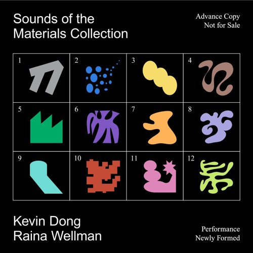 Sounds of the Materials Collection