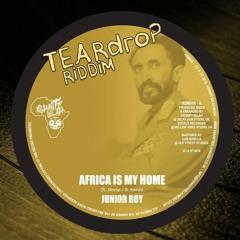 ASM006 - 'Africa is My Home' - Junior Roy / 'Africa Dub [Tribal Cut]' - Ashanti Selah