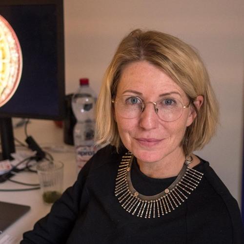 Sarah Kenderdine EPFL: Den Visualisierungen gehört die Zukunft