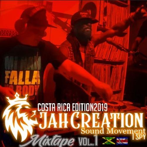 Jah Creation CR MIx 1 Dj Juan Feat Bad Ras