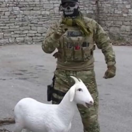 Explosive Goat