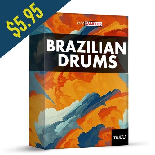 Brazilian Drums by Dudu Capoeira   Exclusive Samba Drums