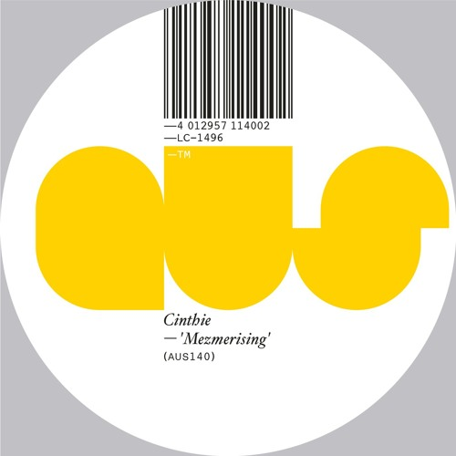 PREMIERE: Cinthie - Mesmerizing EP [Aus Music]
