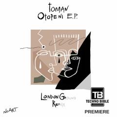 TB Premiere: Toman - Otopeni [No Art]