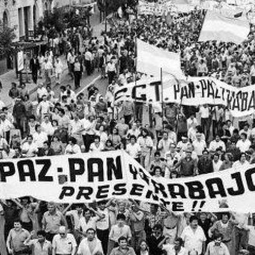 """""""Sindicalismo y democracia: la memoria obrera"""""""