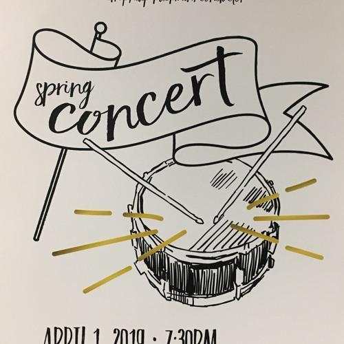Spring Community Band Concert