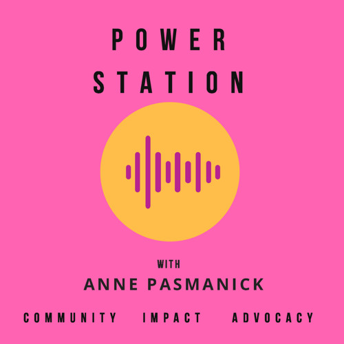 Power Station with Amanda Bergson-Shilcock