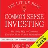 The Little Book of Common Sense Investing By John C. Bogle Audiobook