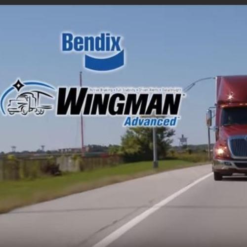 Truck Talk with Bendix: Driver Insight Series - Wingman Advanced Collision Mitigation Technology