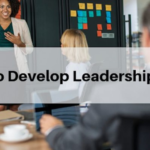 Fred Sines   How to Develop Leadership Skills