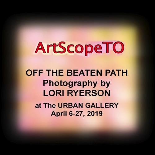 Podcast interview with photographer Lori Ryerson (2019-04-08)
