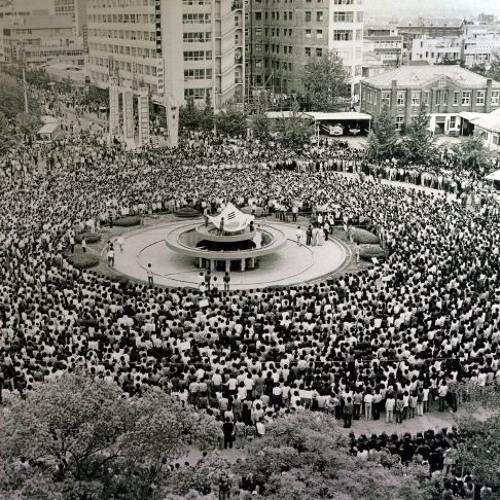 Donald Baker: How South Korea became a democracy