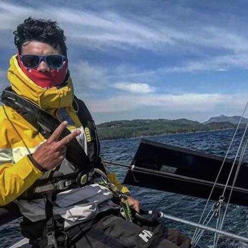 Van Isle 360° : William-Patrick Blouin-Comeau