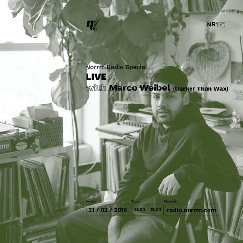 #NR166 Norrm Radio Special With Marco Weibel (Darker Than Wax)