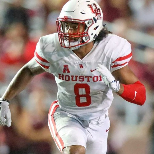 timeless design a6487 a8e87 2019 Prospect Interview: Houston LB Emeke Egbule by The ...