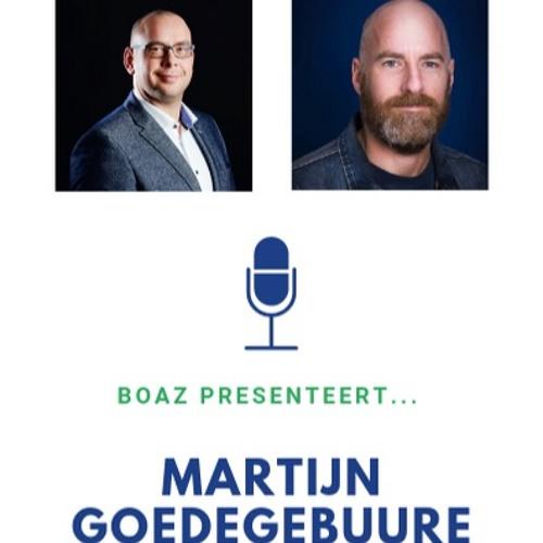 #2 Boaz Presenteert... Martijn Goedegebuure over Speechwriting