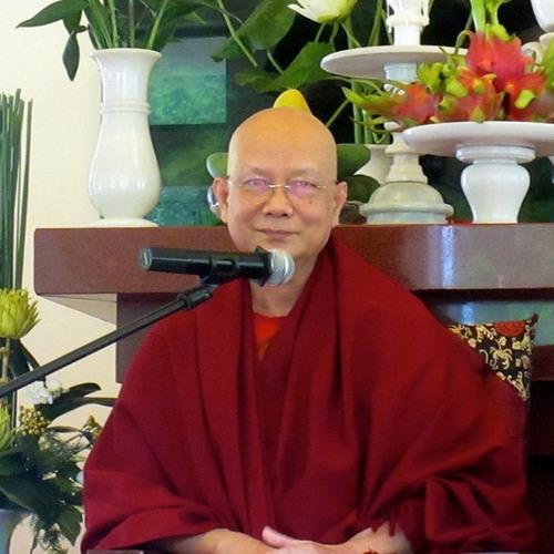 02. Chuẩn Bị Tâm - Bản Đồ Tâm Linh - Thiền Sư U Jotika