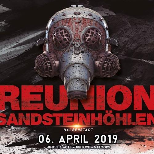 AmpliDudez @ REUNION | Sandsteinhöhlen Halberstadt 6.4.19