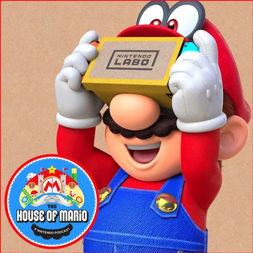 Nintendo's Approach To Virtual Reality - The House of Mario Ep. 91