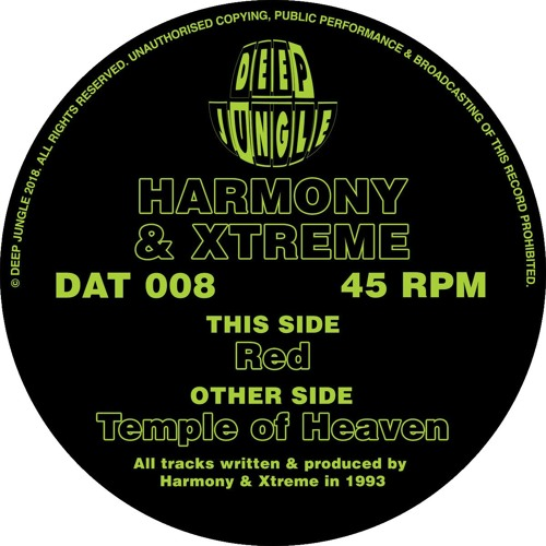 Harmony & Xtreme - Red / Temple of Heaven