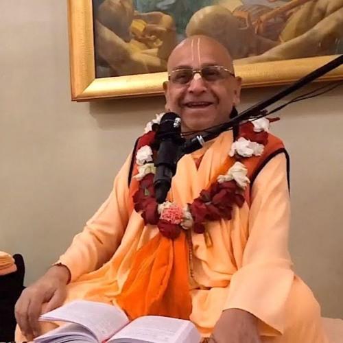 Sunday feast class on 7th April 2019 by HH Navayogendra Maharaj